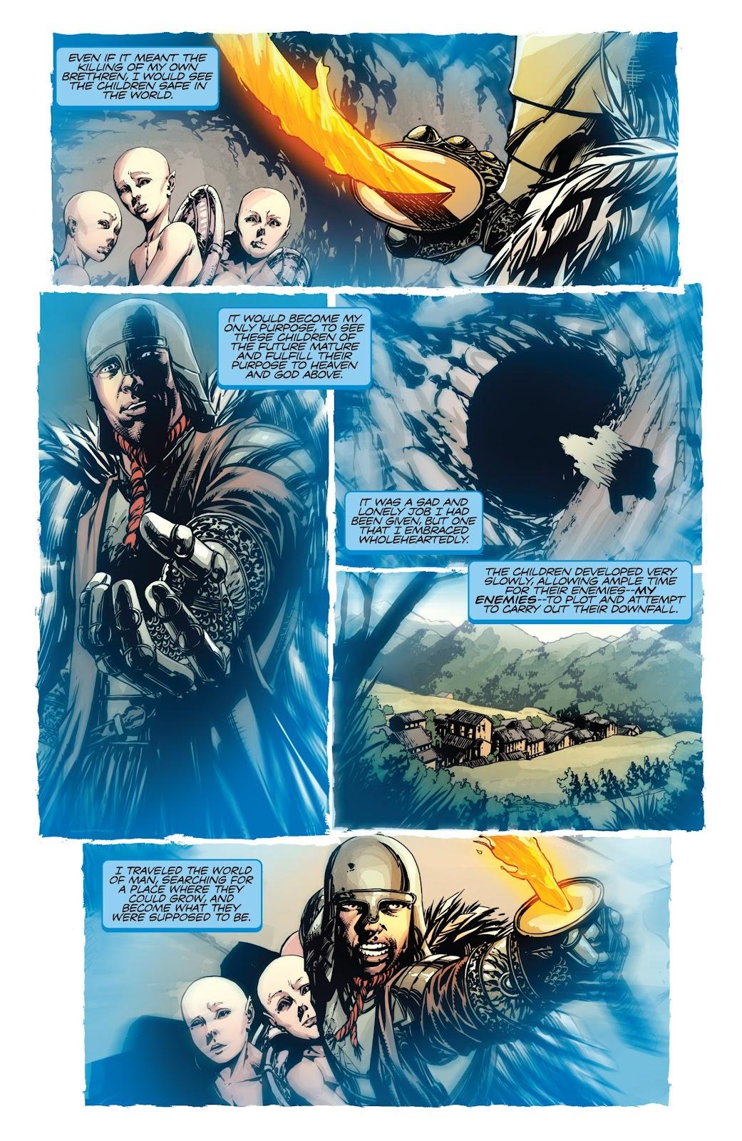 Read online Vampirella Strikes comic -  Issue #6 - 15