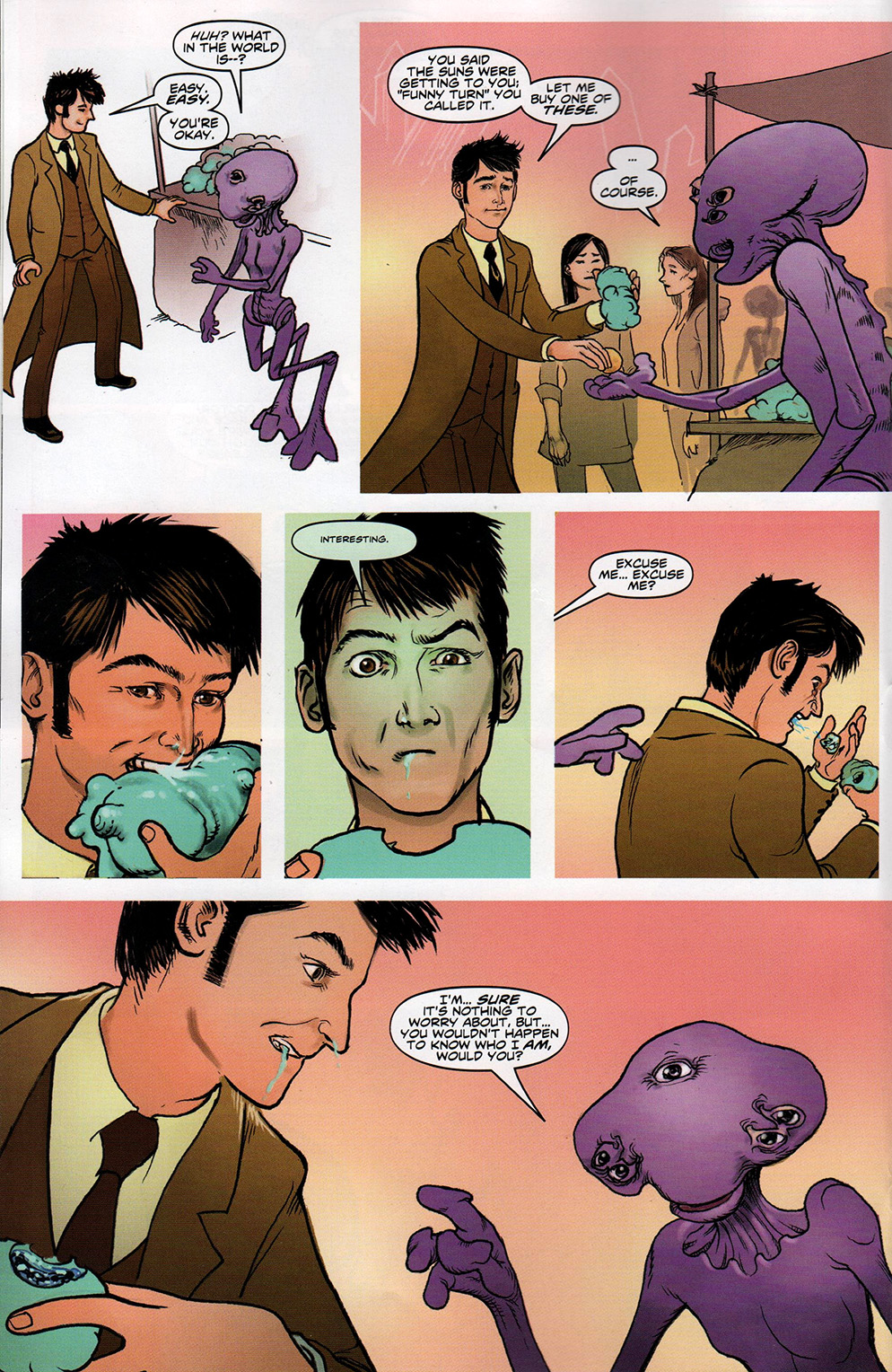 Read online Free Comic Book Day 2017 comic -  Issue # Doctor Who - 15