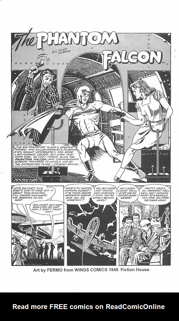 Read online Golden-Age Men of Mystery comic -  Issue #4 - 31