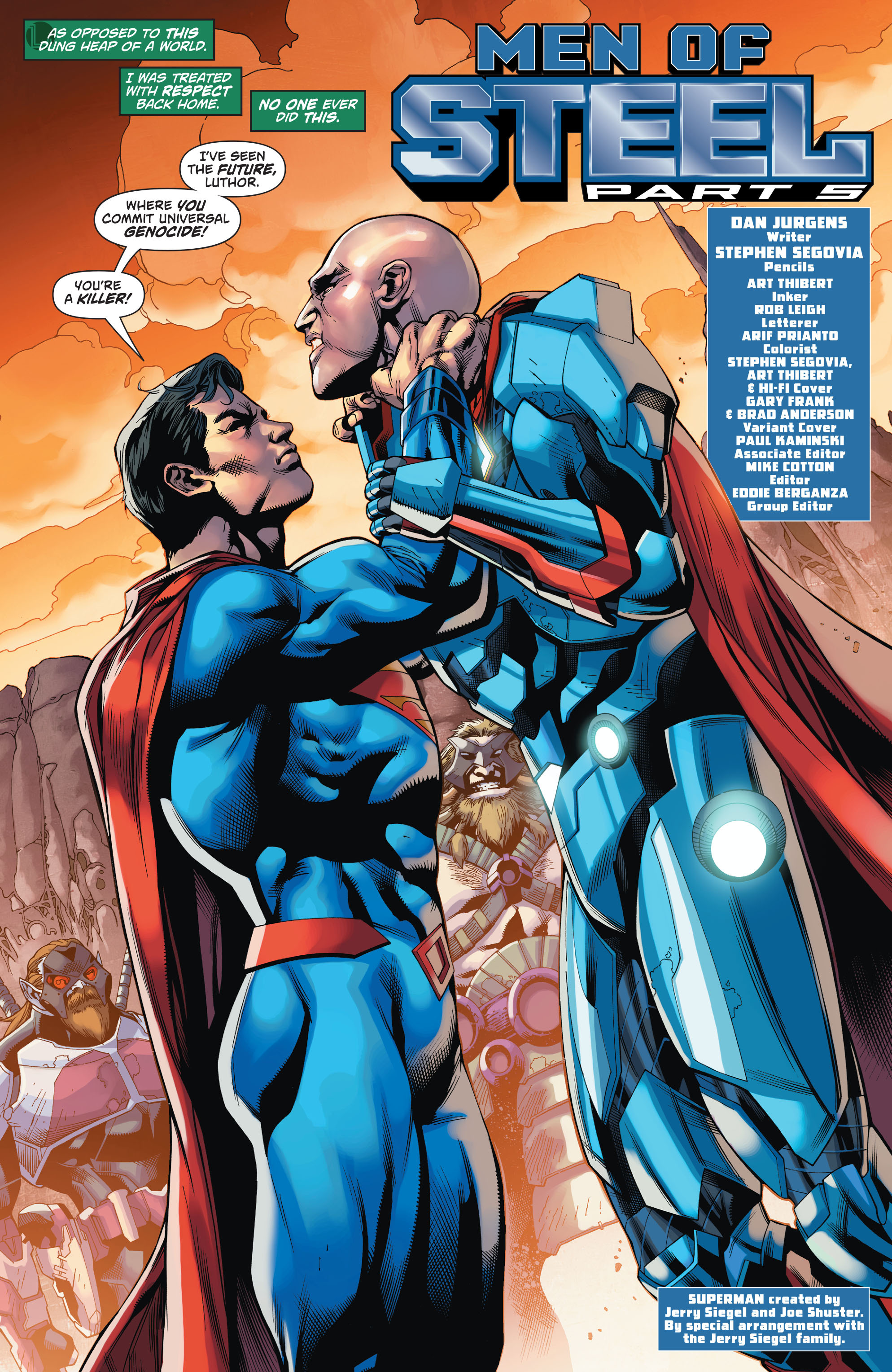 Read online Action Comics (2016) comic -  Issue #971 - 6