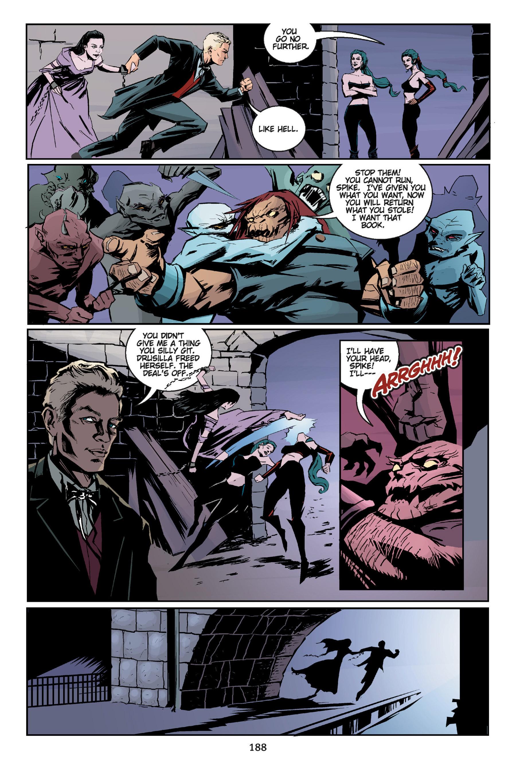Read online Buffy the Vampire Slayer: Omnibus comic -  Issue # TPB 5 - 188