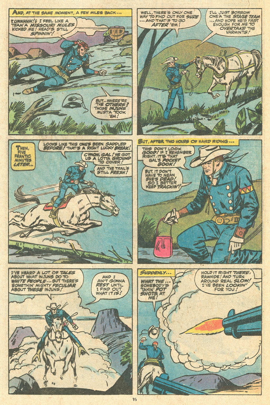 The Rawhide Kid (1955) issue 145 - Page 17