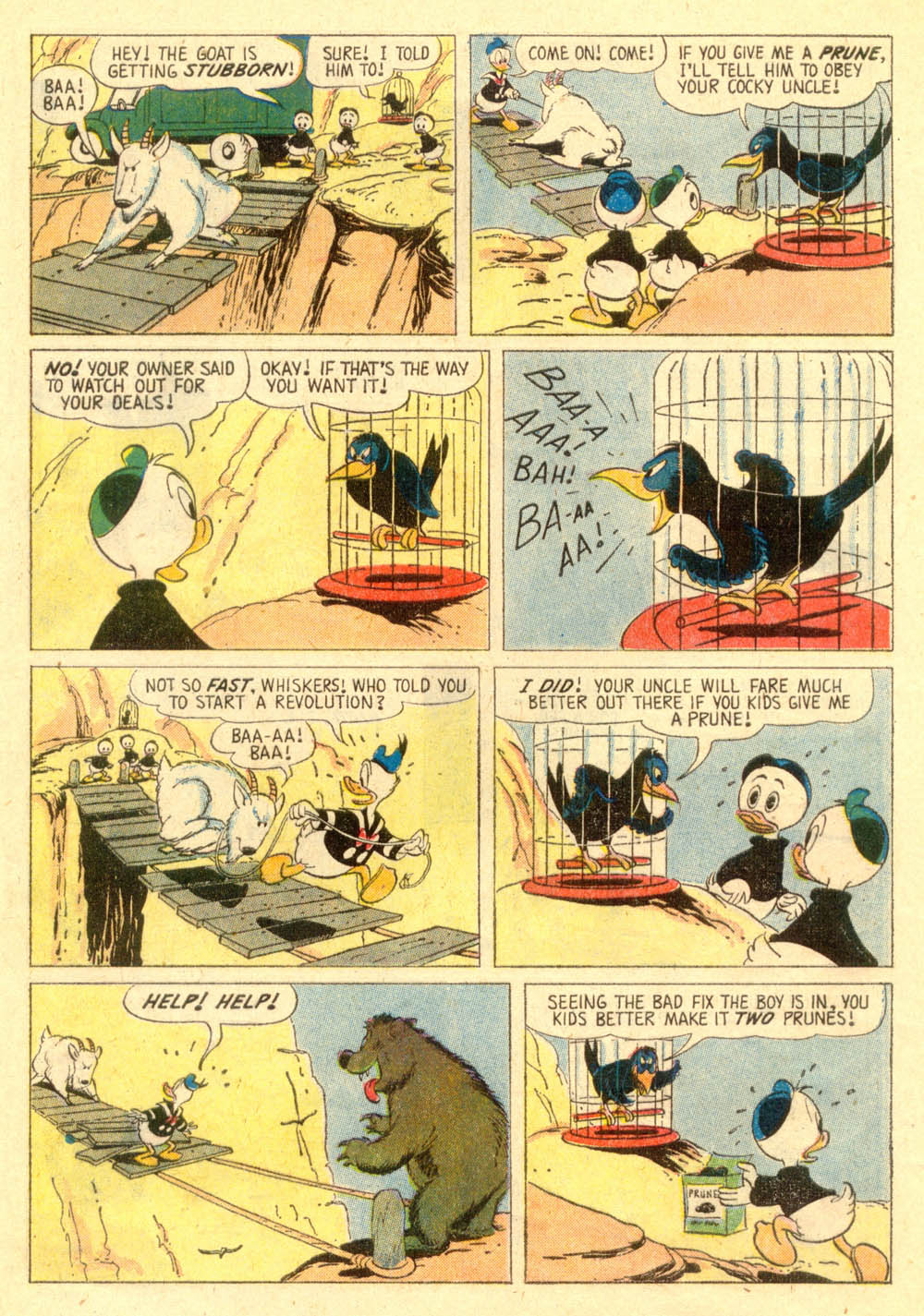 Walt Disney's Comics and Stories issue 222 - Page 8