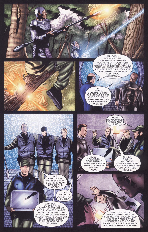 Read online Stargate SG-1: Aris Boch comic -  Issue # Full - 13
