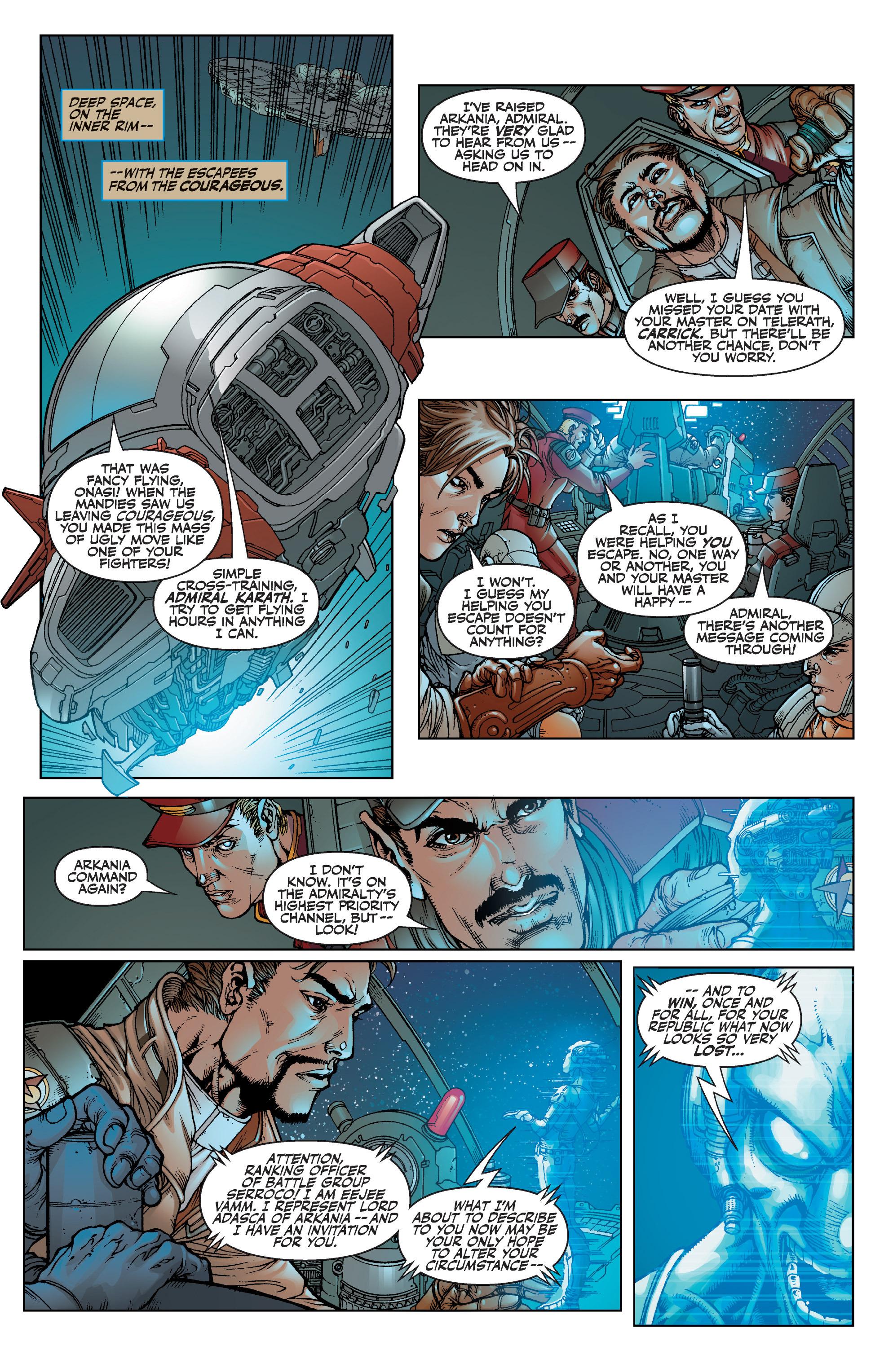 Read online Star Wars Omnibus comic -  Issue # Vol. 29 - 399