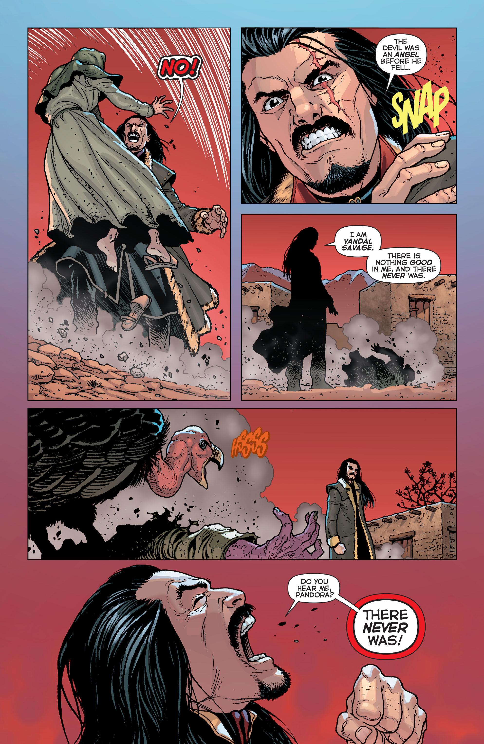 Read online Trinity of Sin: Pandora comic -  Issue #4 - 12