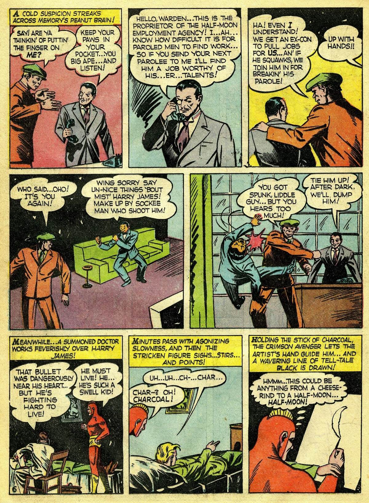 Read online Detective Comics (1937) comic -  Issue #67 - 36