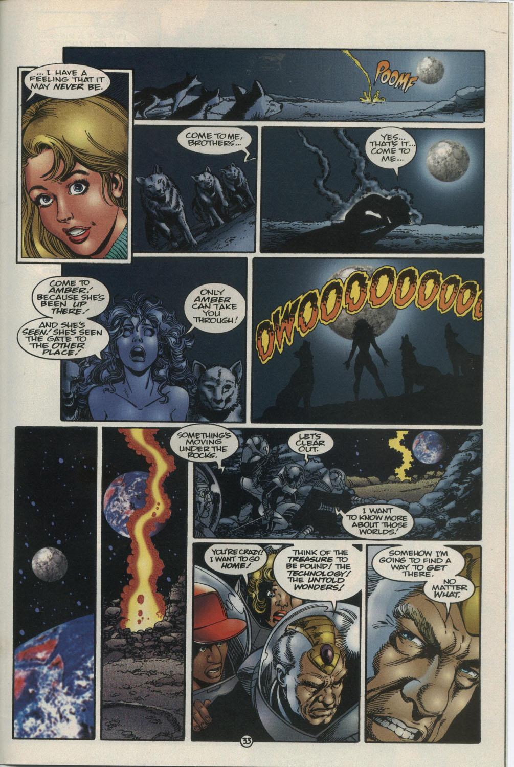 Read online Break-Thru comic -  Issue #2 - 34