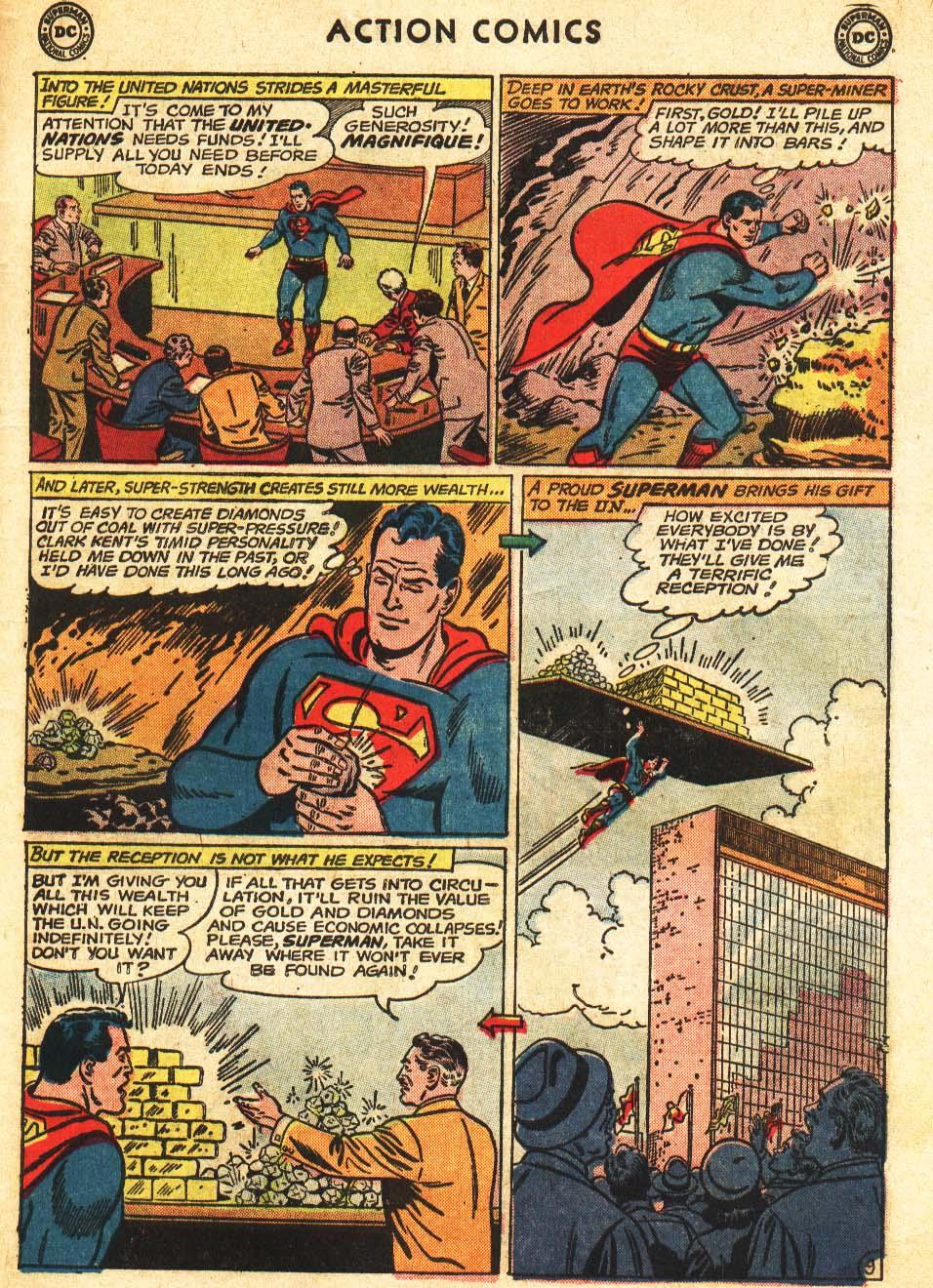 Action Comics (1938) 293 Page 9