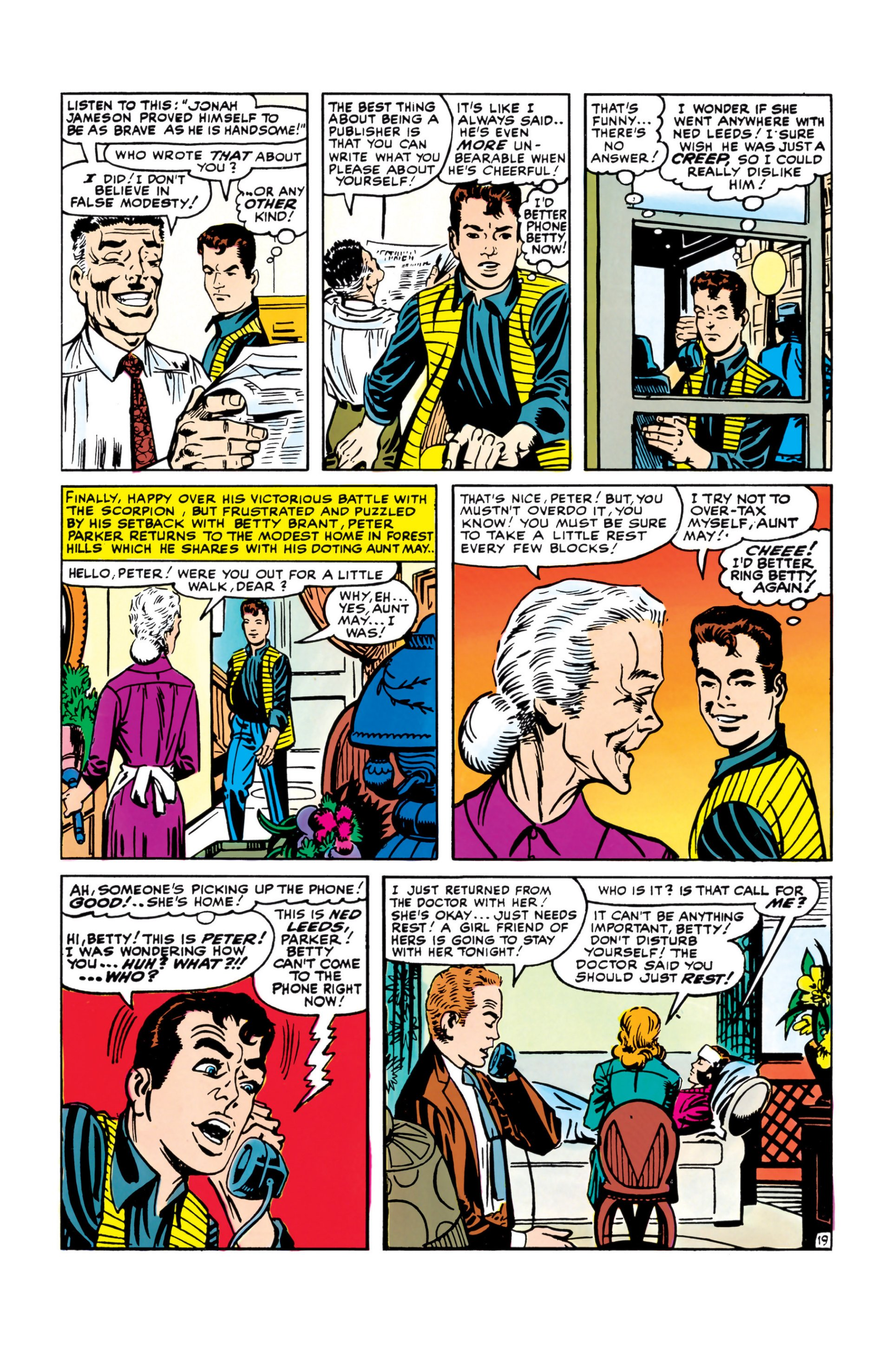 The Amazing Spider-Man (1963) 29 Page 19