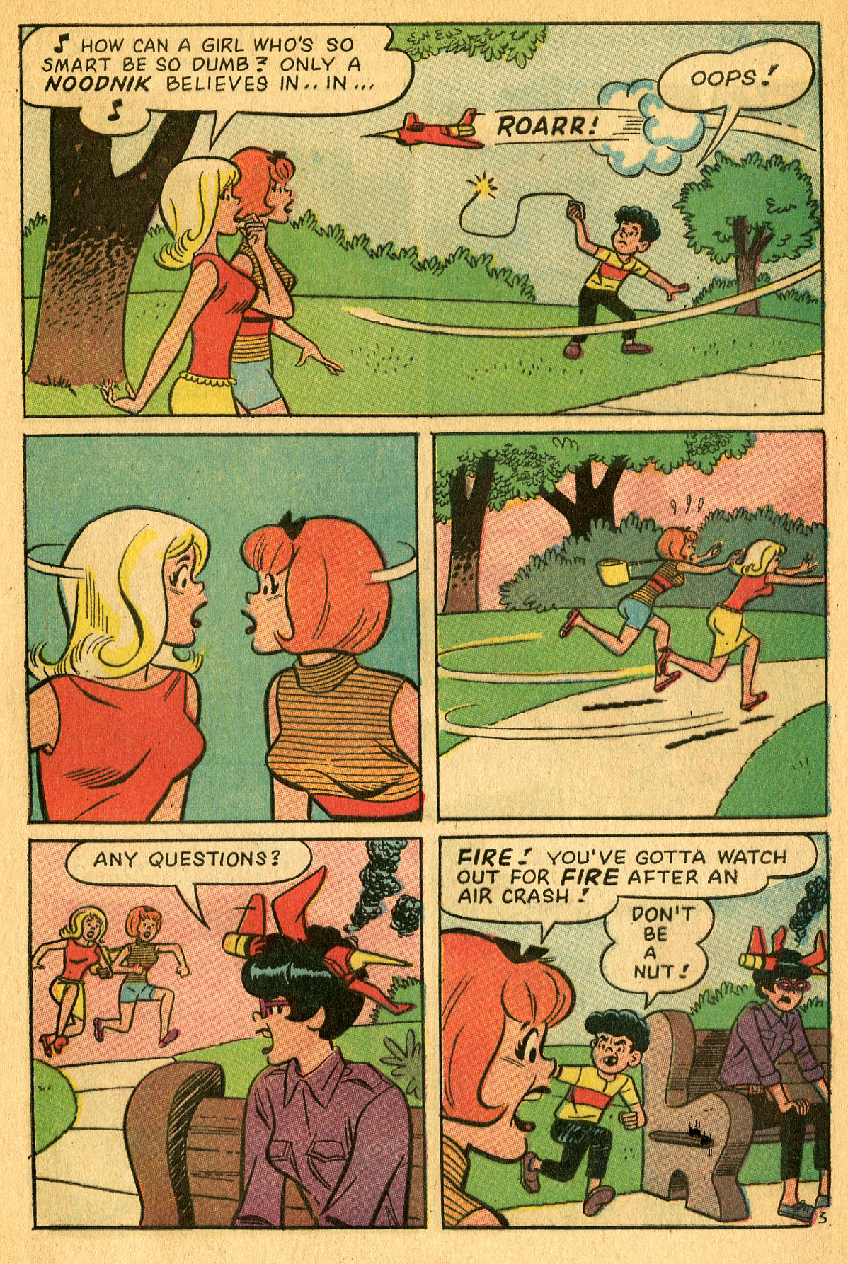 Read online She's Josie comic -  Issue #25 - 5