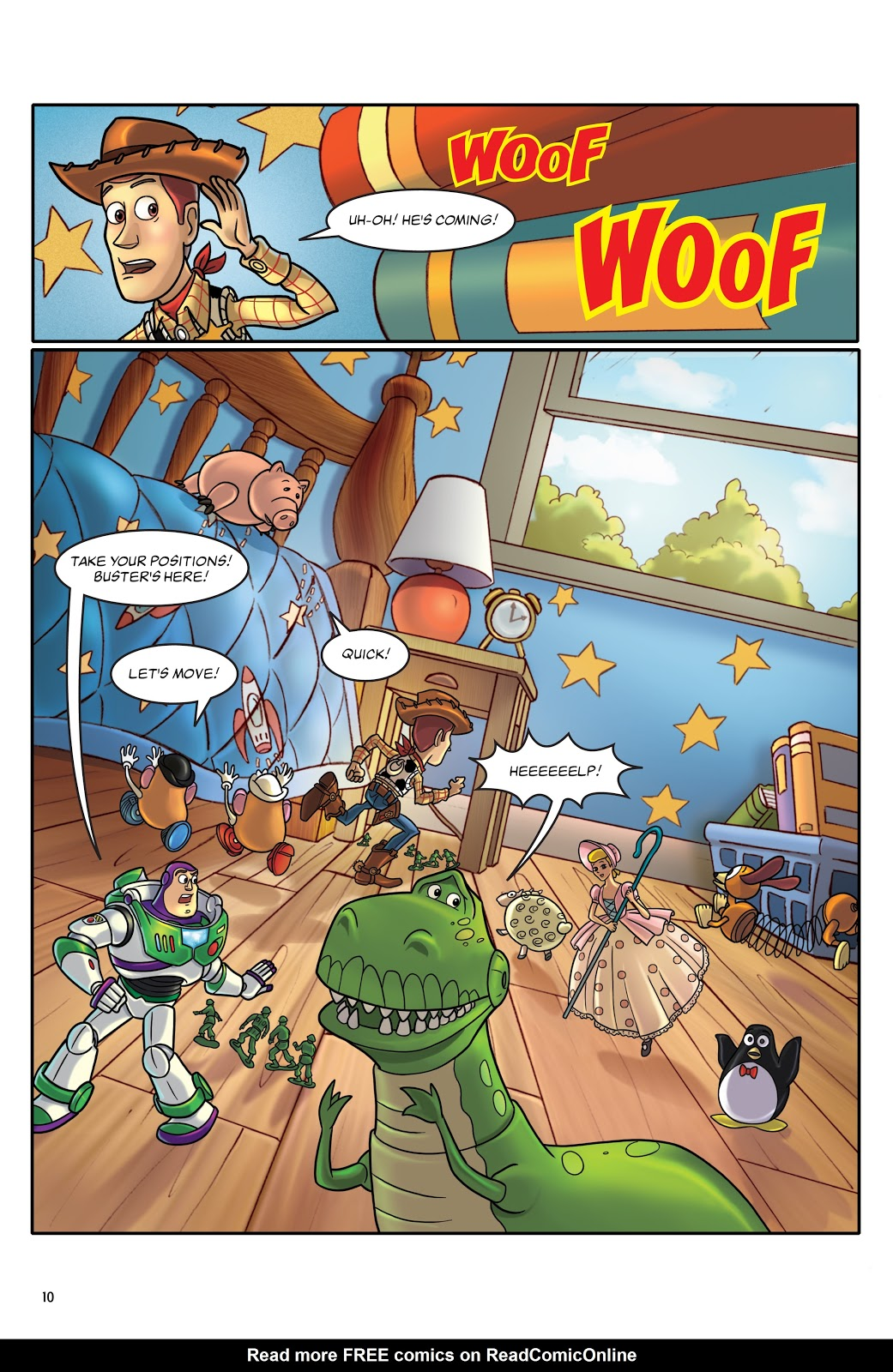 Read online DISNEY·PIXAR Toy Story Adventures comic -  Issue # TPB 1 (Part 1) - 10