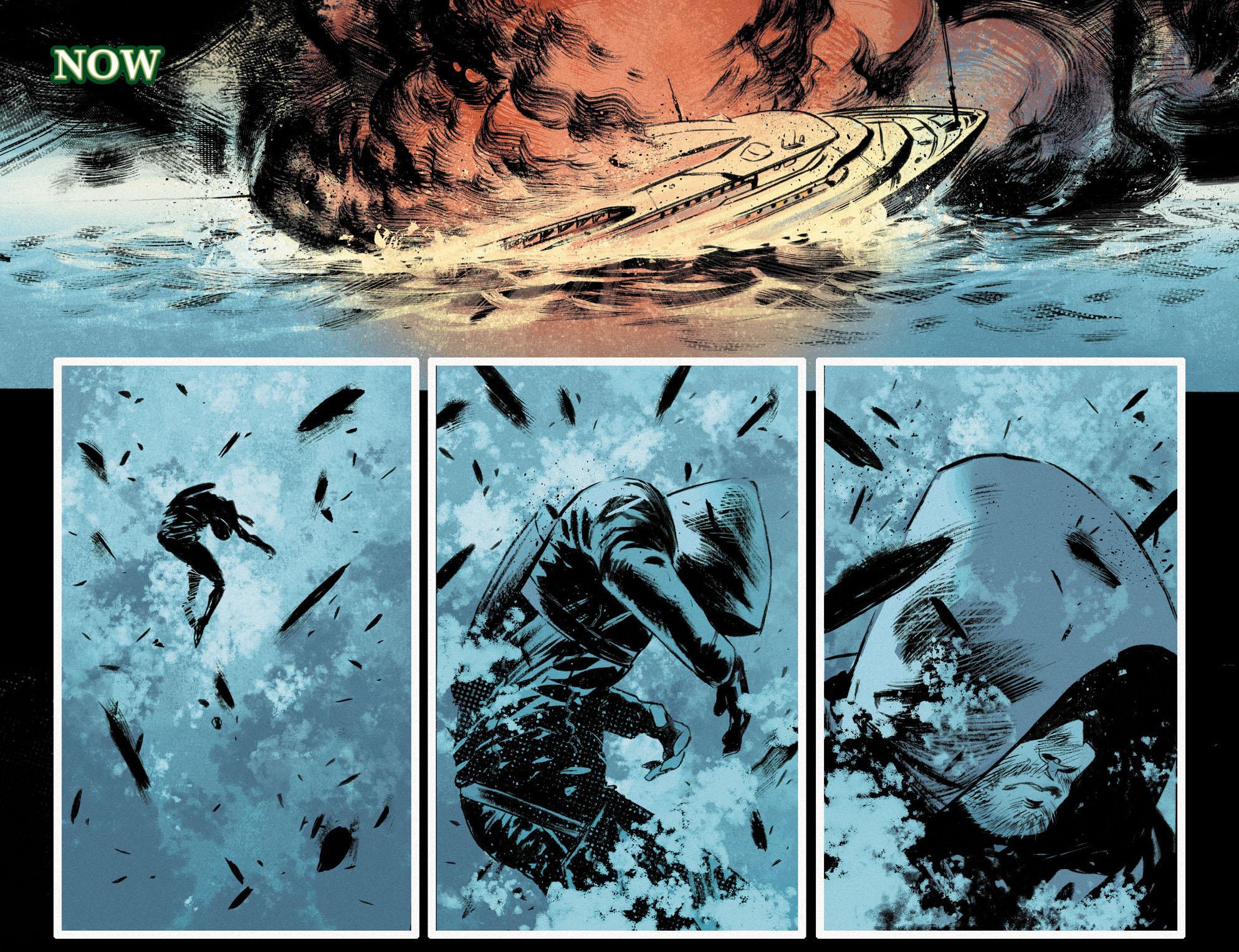 Read online Arrow [II] comic -  Issue #12 - 3