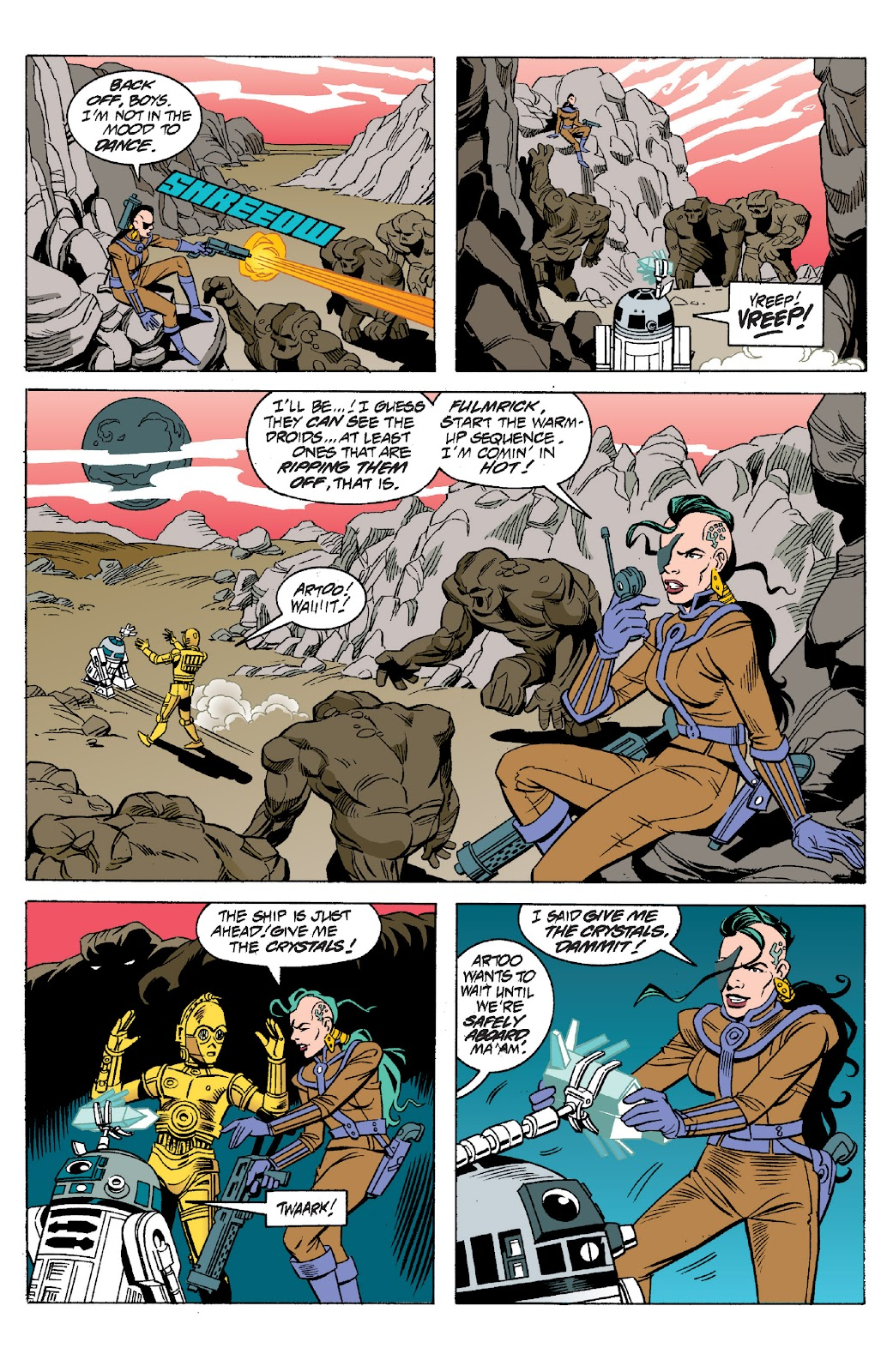 Read online Star Wars Legends Epic Collection: The Empire comic -  Issue # TPB 5 (Part 2) - 16