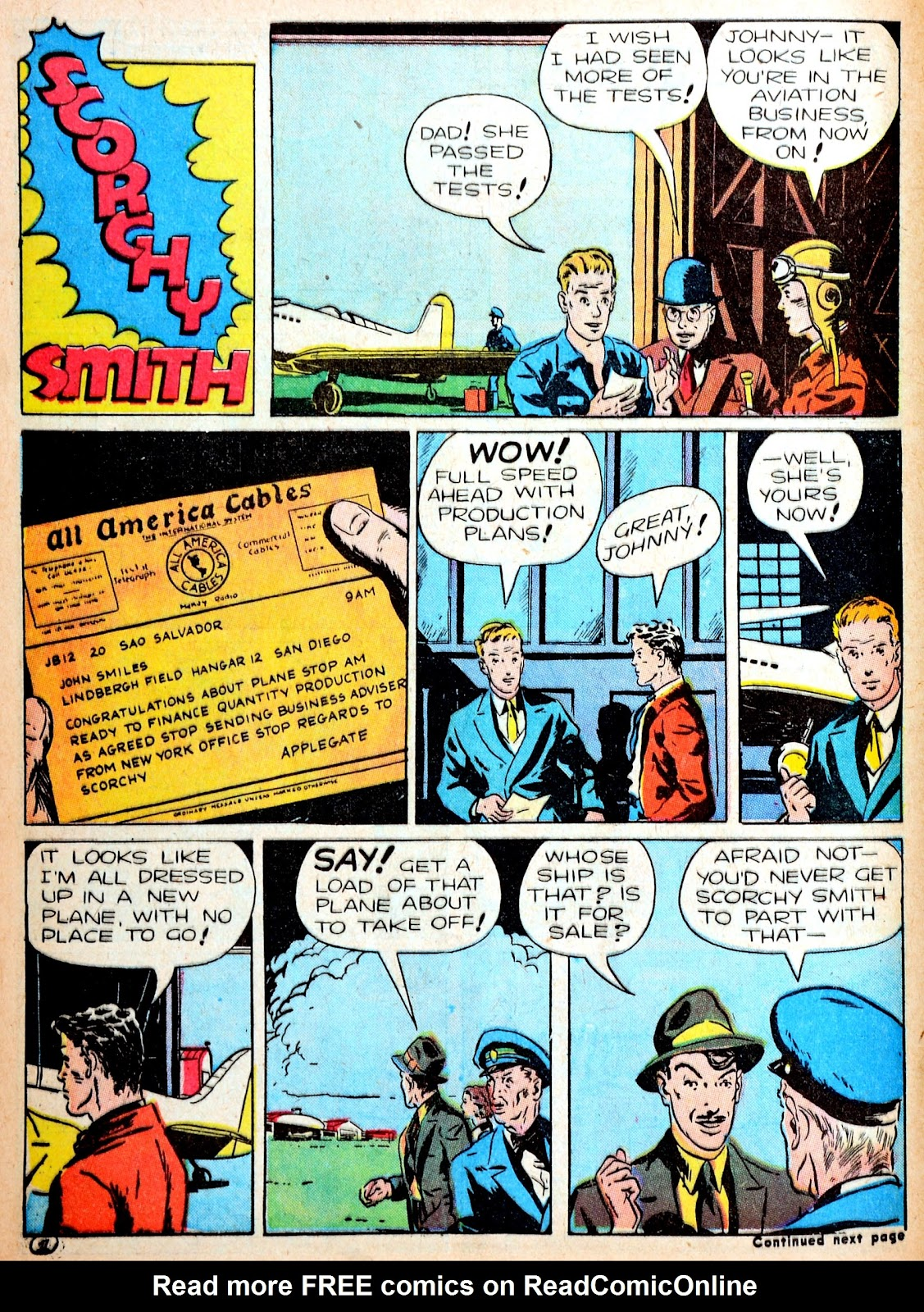 Read online Famous Funnies comic -  Issue #88 - 51