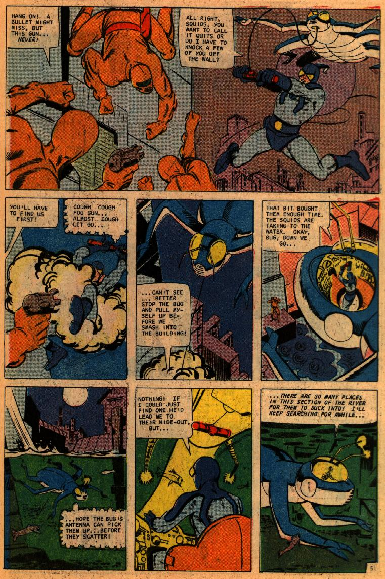 Blue Beetle (1967) issue 1 - Page 9