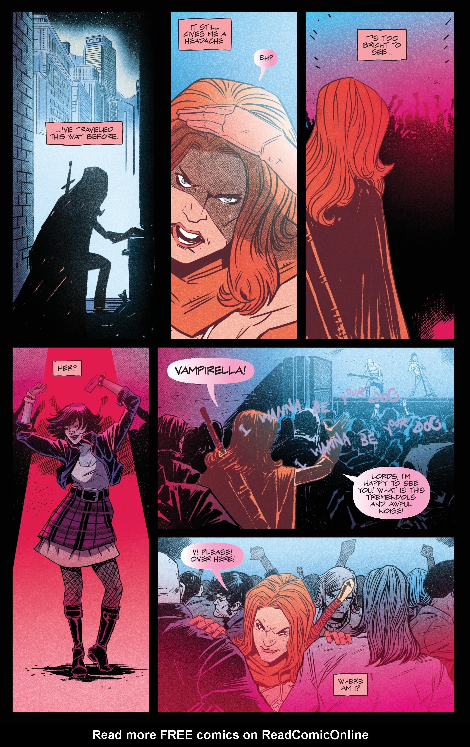 Vampirella/Red Sonja issue 6 - Page 13