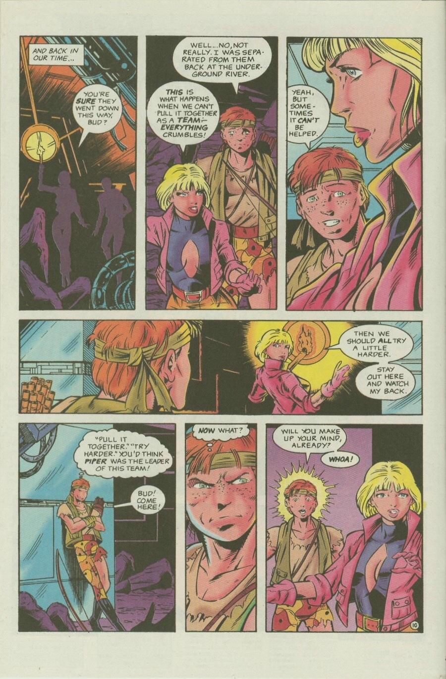 Ex-Mutants Issue #7 #7 - English 13