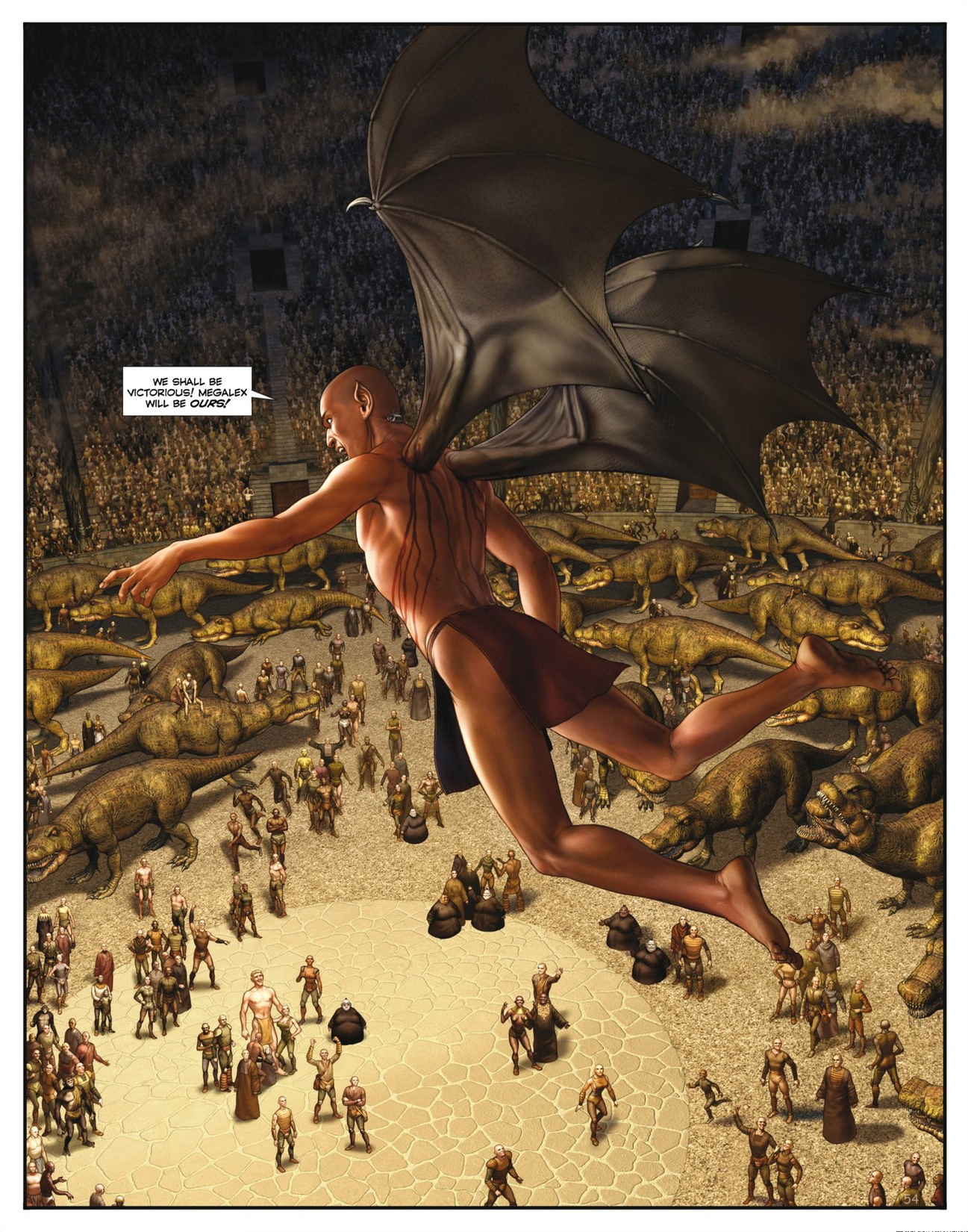 Read online Megalex (2014) comic -  Issue #2 - 56