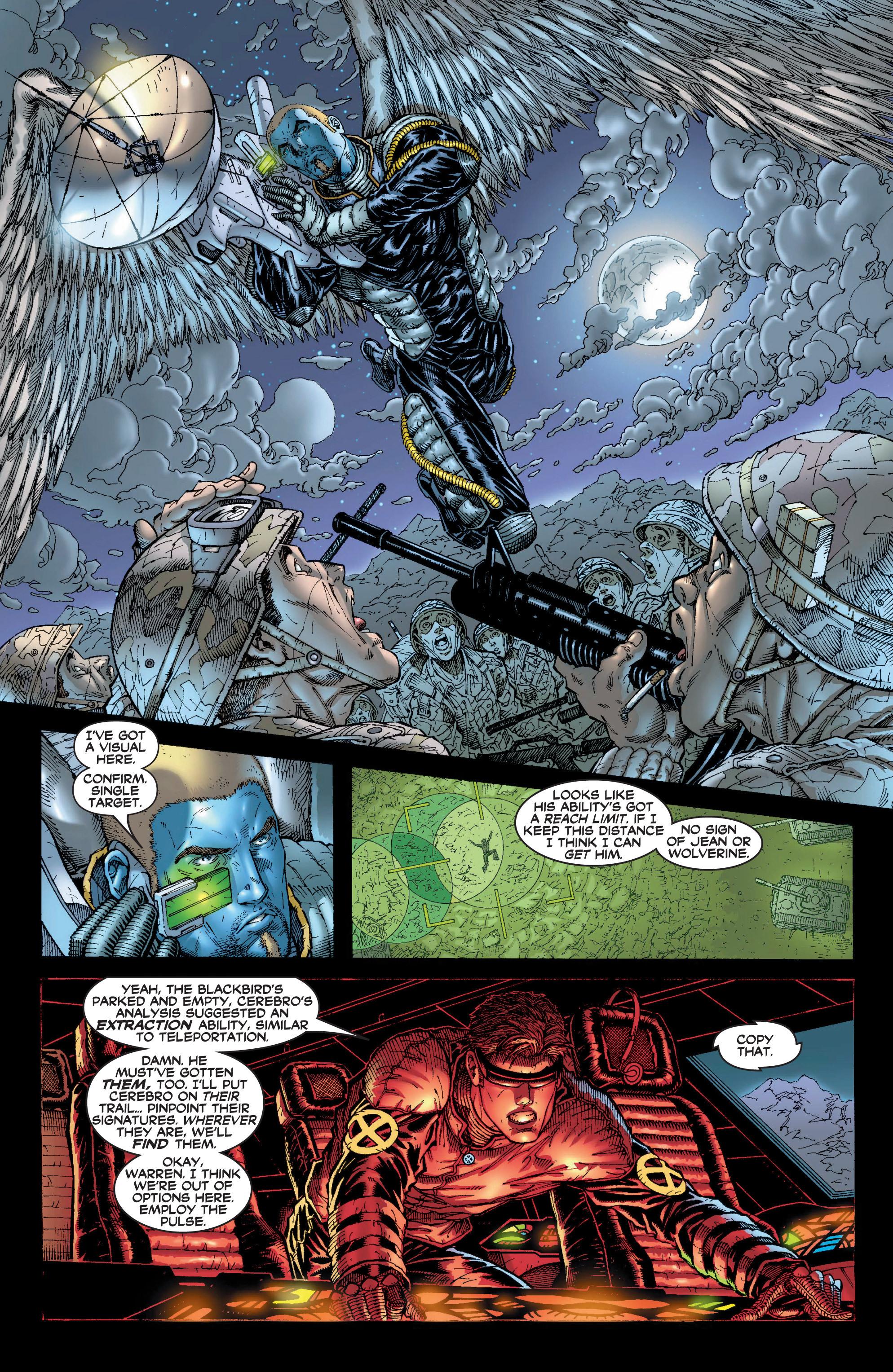 Read online Uncanny X-Men (1963) comic -  Issue #394 - 16