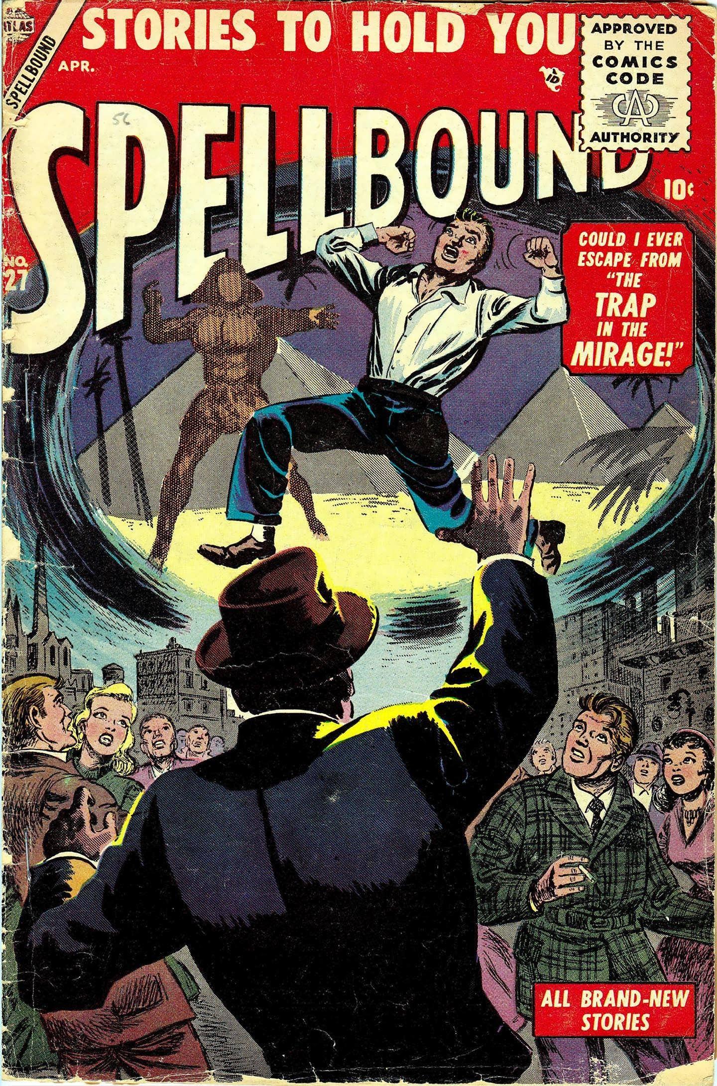 Spellbound (1952) 27 Page 1