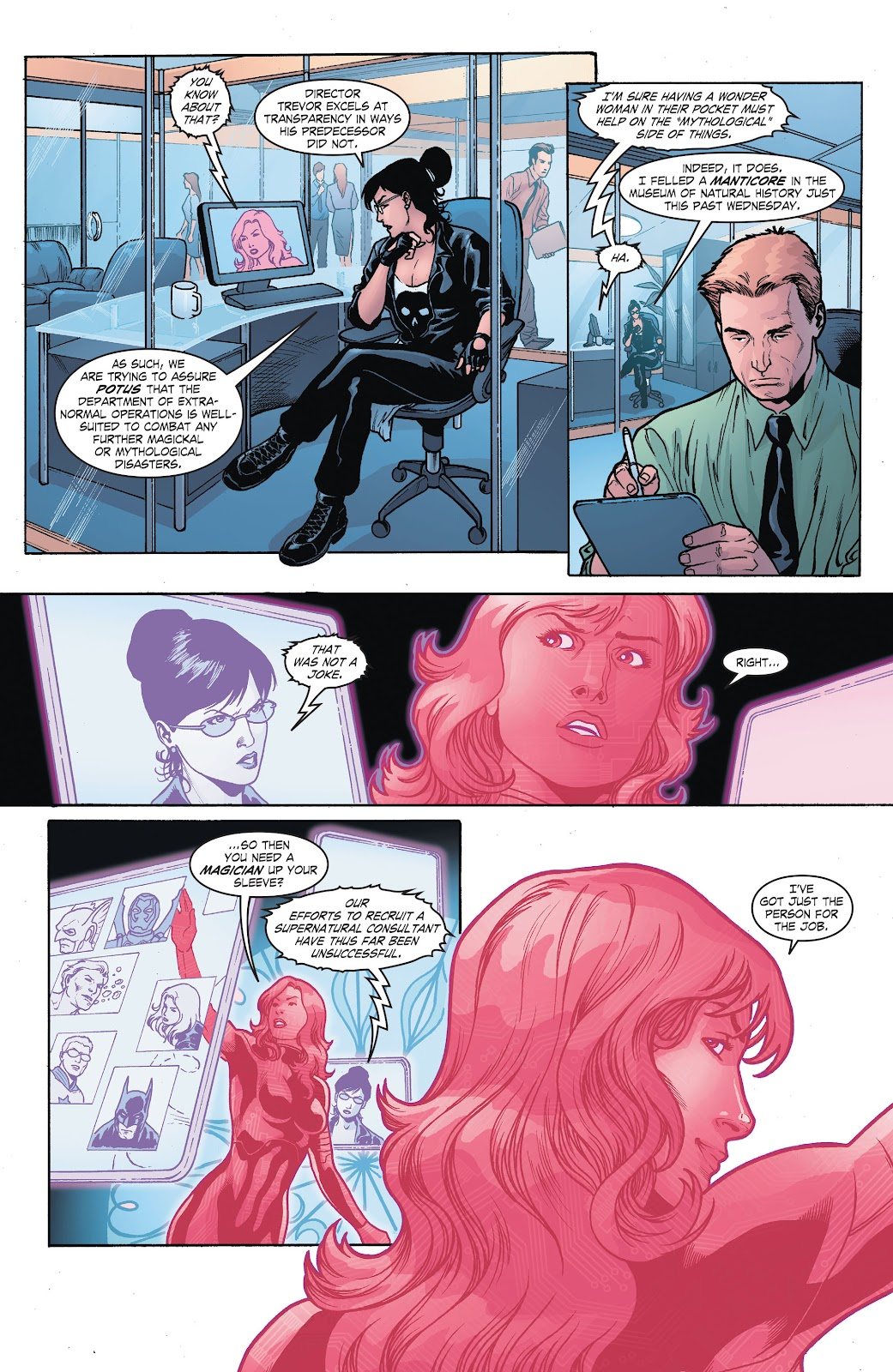 Read online Smallville Season 11 [II] comic -  Issue # TPB 8 - 8