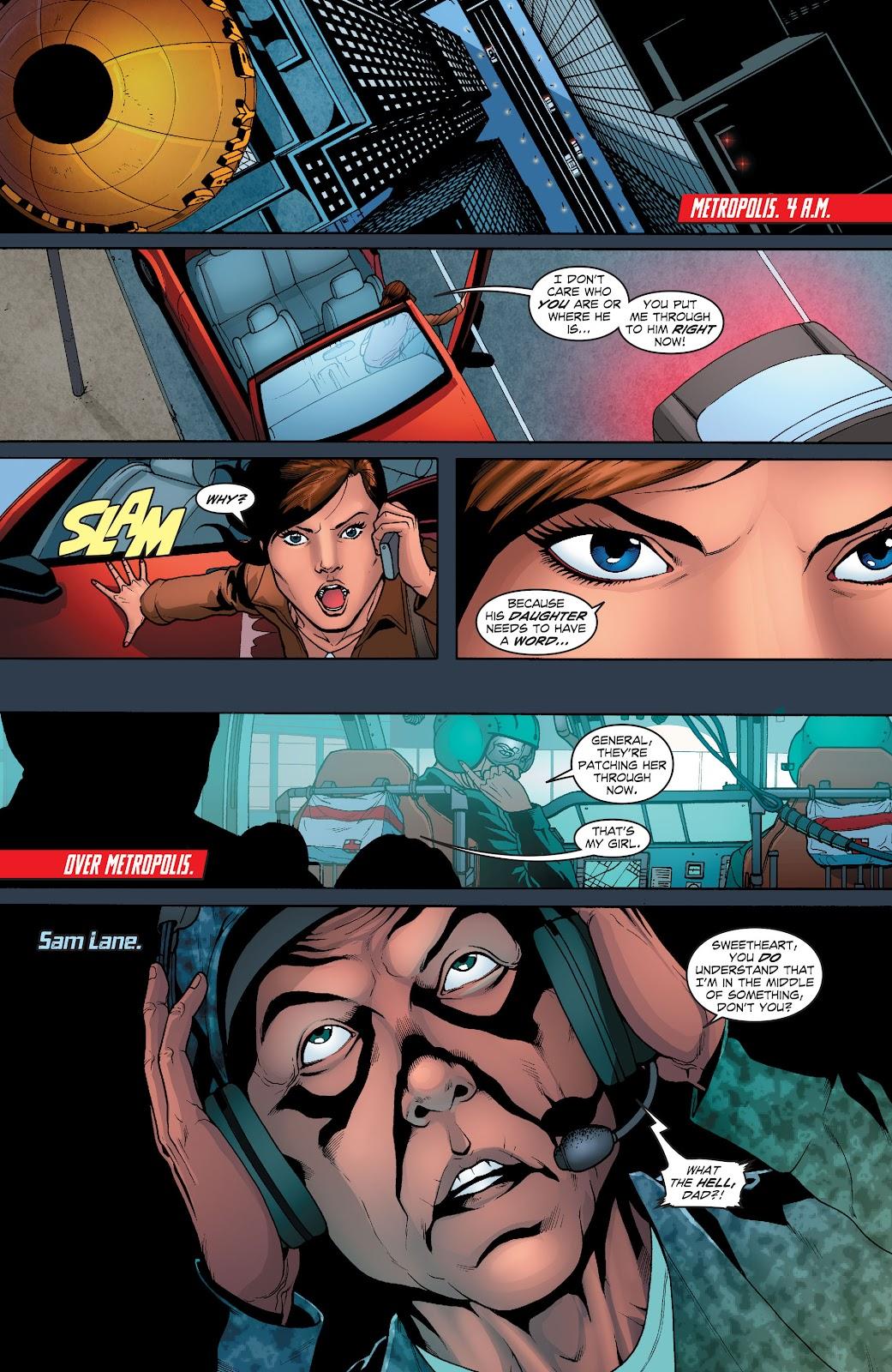 Read online Smallville Season 11 [II] comic -  Issue # TPB 1 - 81