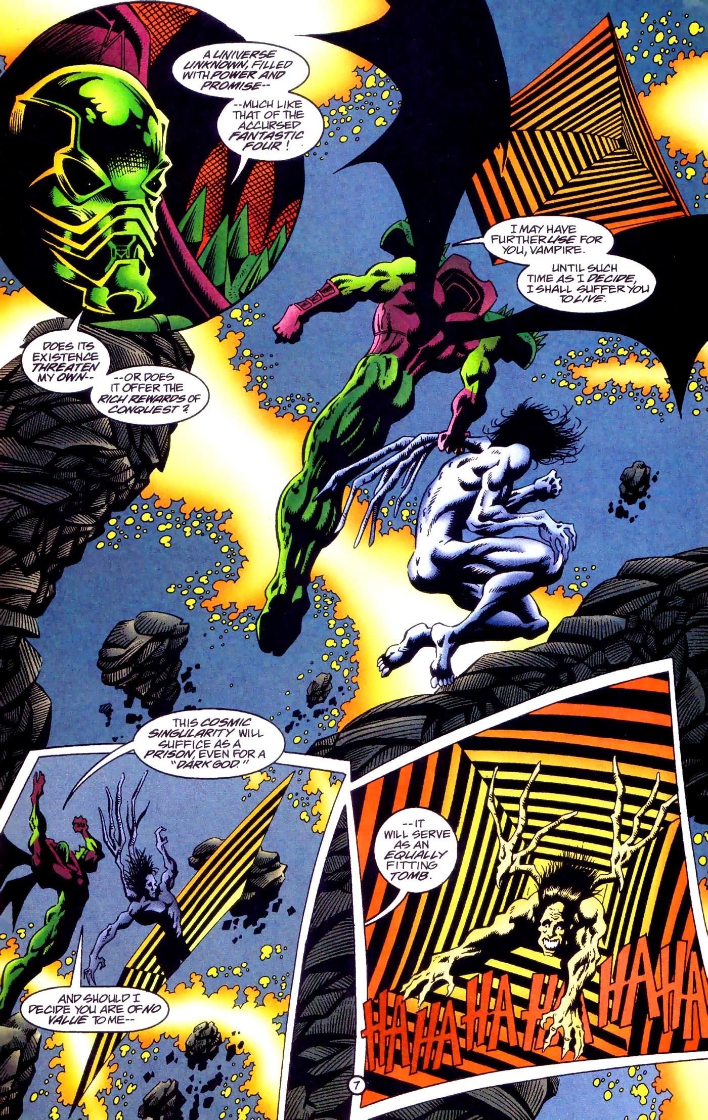 Read online Rune (1995) comic -  Issue #1 - 8