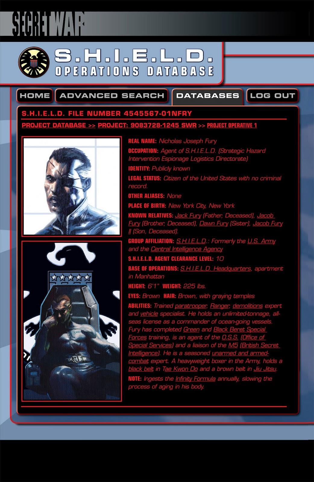 Read online Secret War comic -  Issue #5 - 3