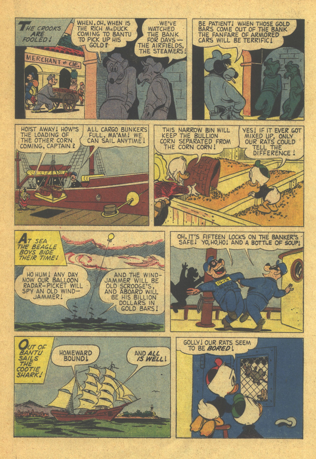 Read online Uncle Scrooge (1953) comic -  Issue #31 - 13