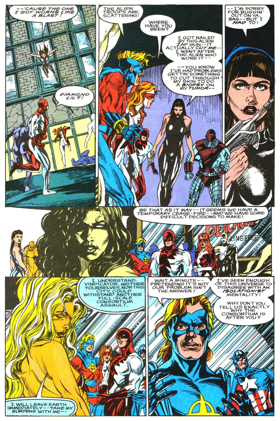 Read online Alpha Flight Special comic -  Issue #3 - 17