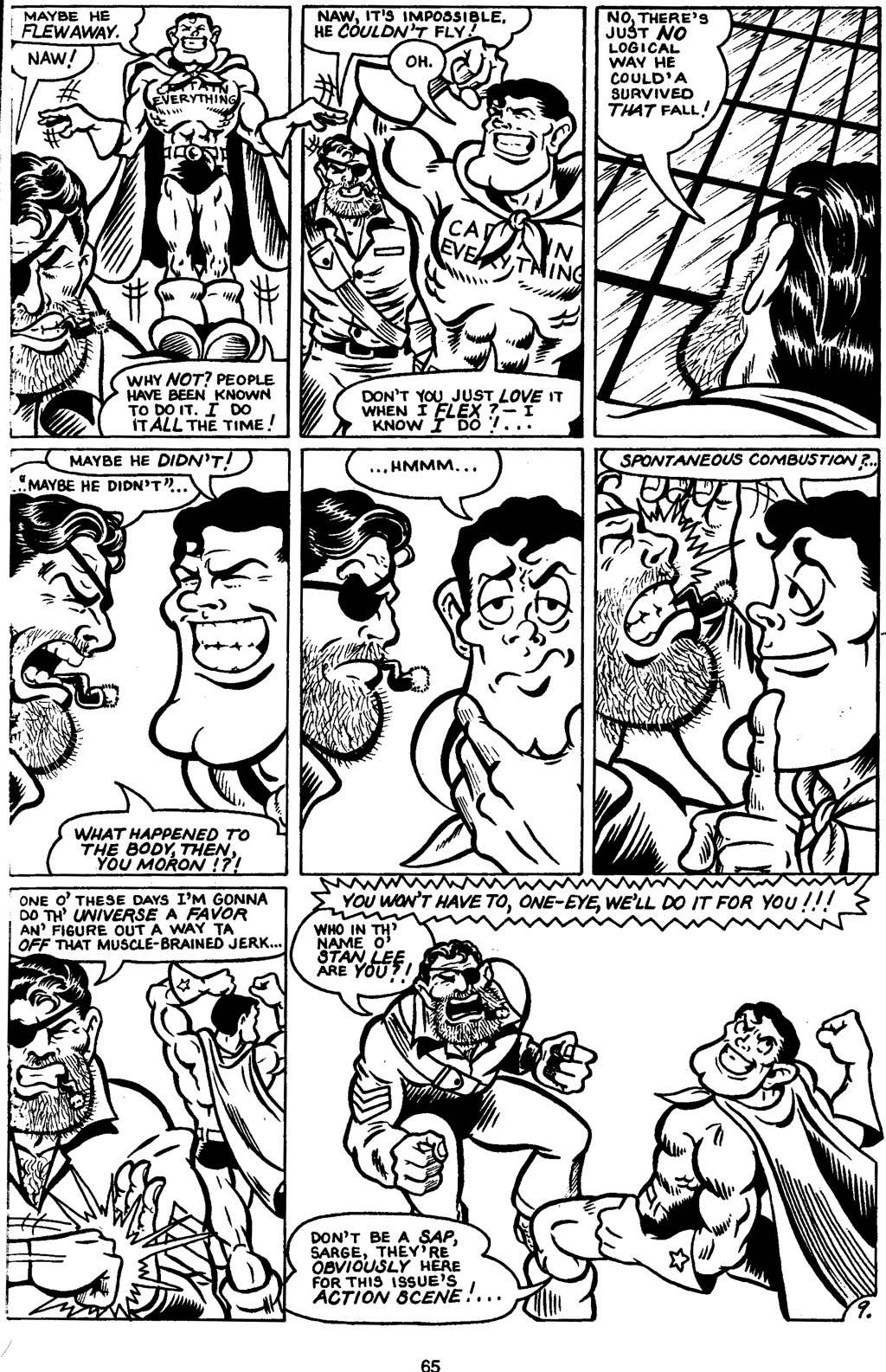 Read online Normalman - The Novel comic -  Issue # TPB (Part 1) - 69