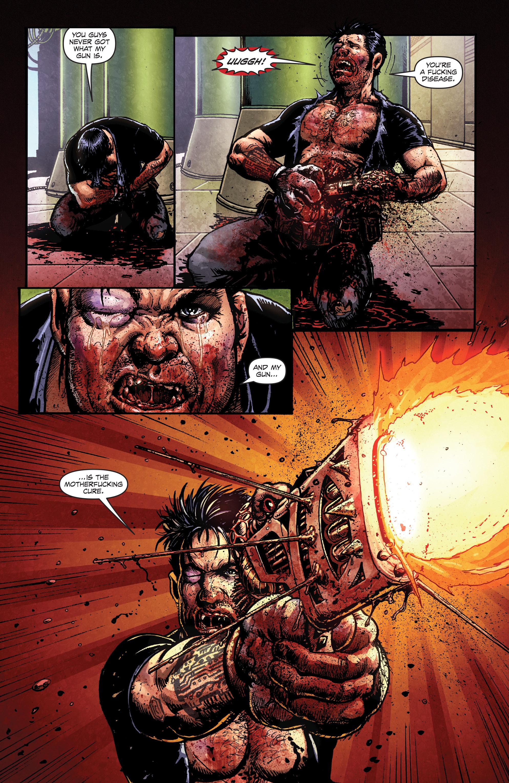 Read online Ballistic (2013) comic -  Issue #5 - 23