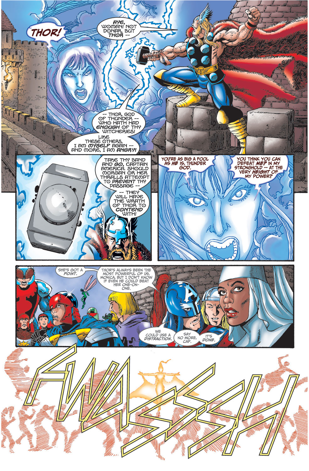 Read online Avengers (1998) comic -  Issue #2 - 20