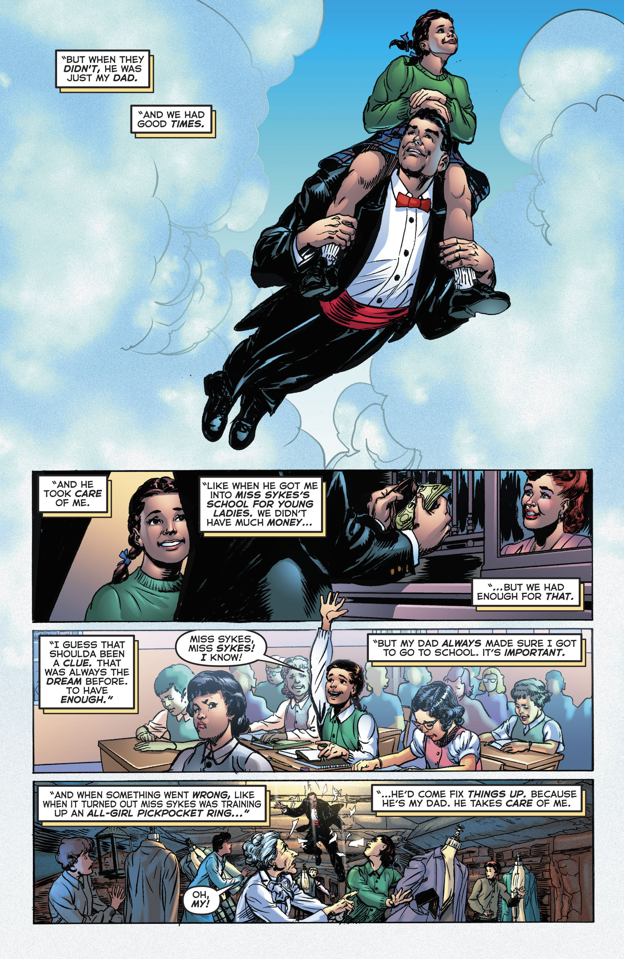 Read online Astro City comic -  Issue #43 - 10