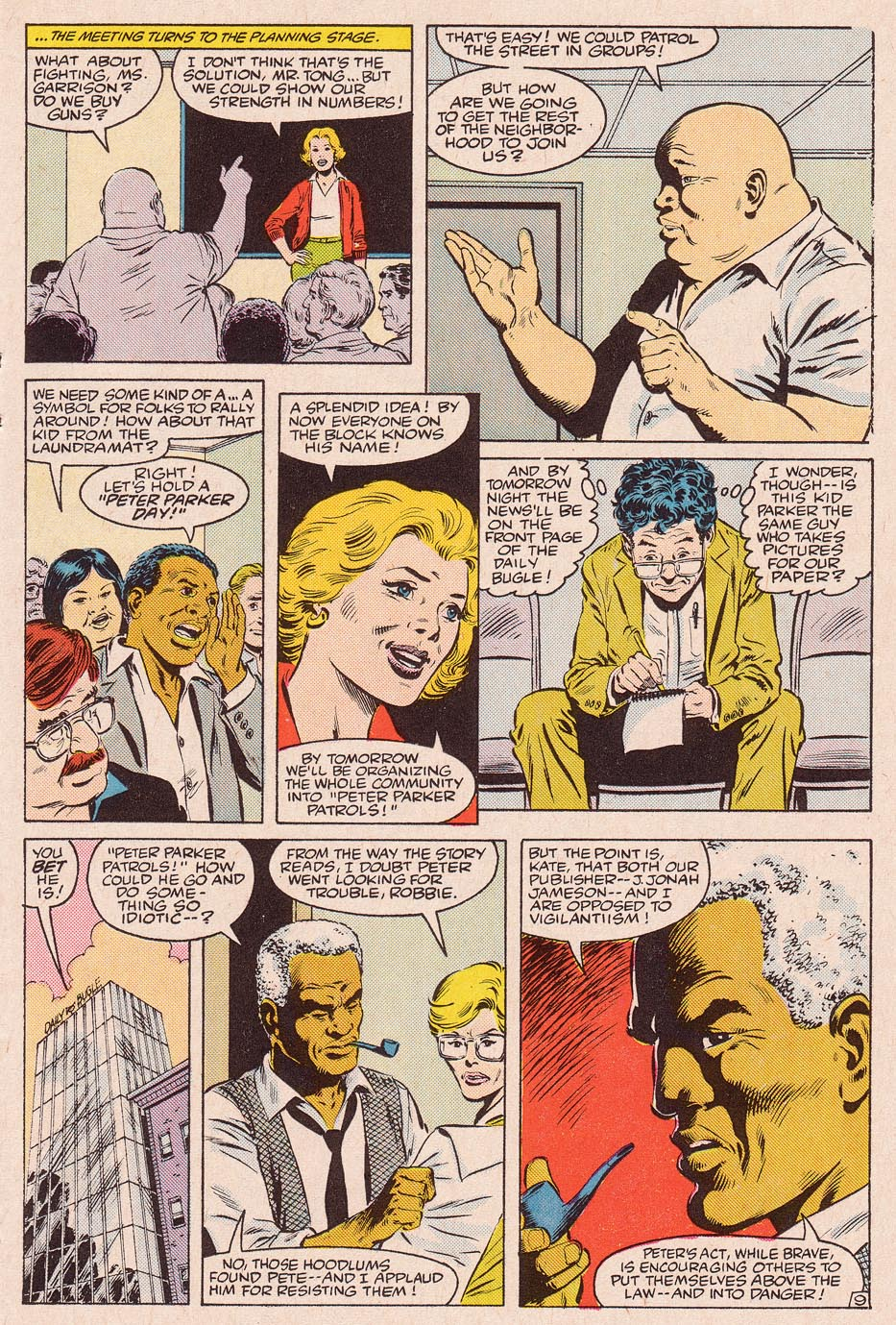 Web of Spider-Man (1985) Issue #11 #21 - English 10