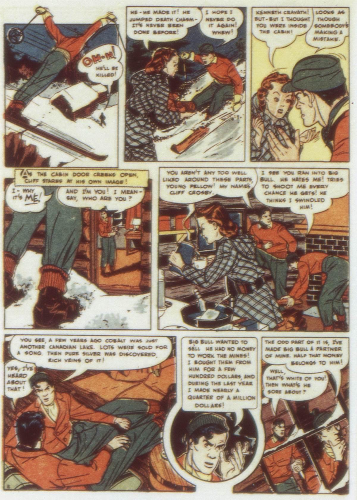 Read online Detective Comics (1937) comic -  Issue #58 - 32