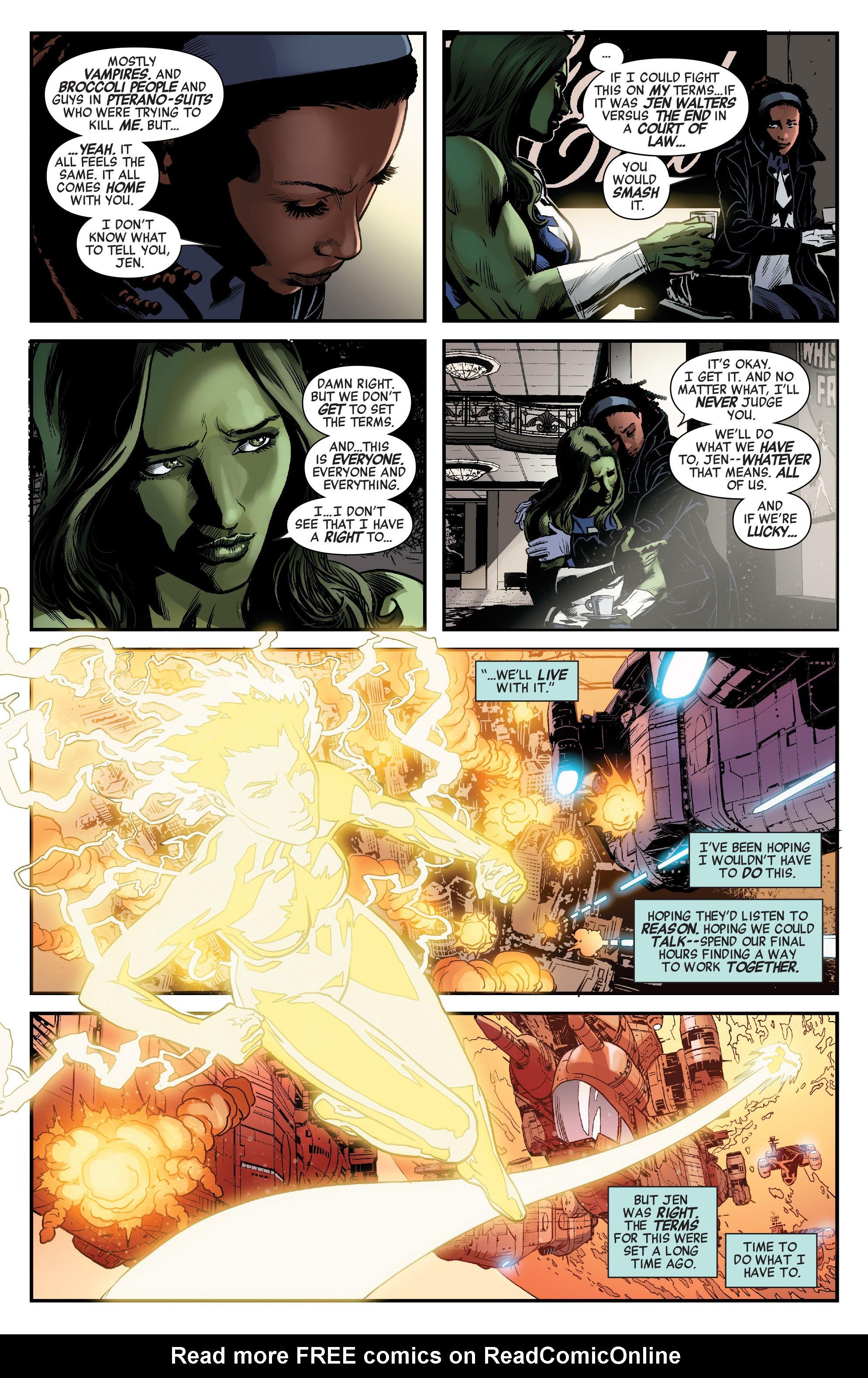 Read online Secret Wars: Last Days of the Marvel Universe comic -  Issue # TPB (Part 1) - 34