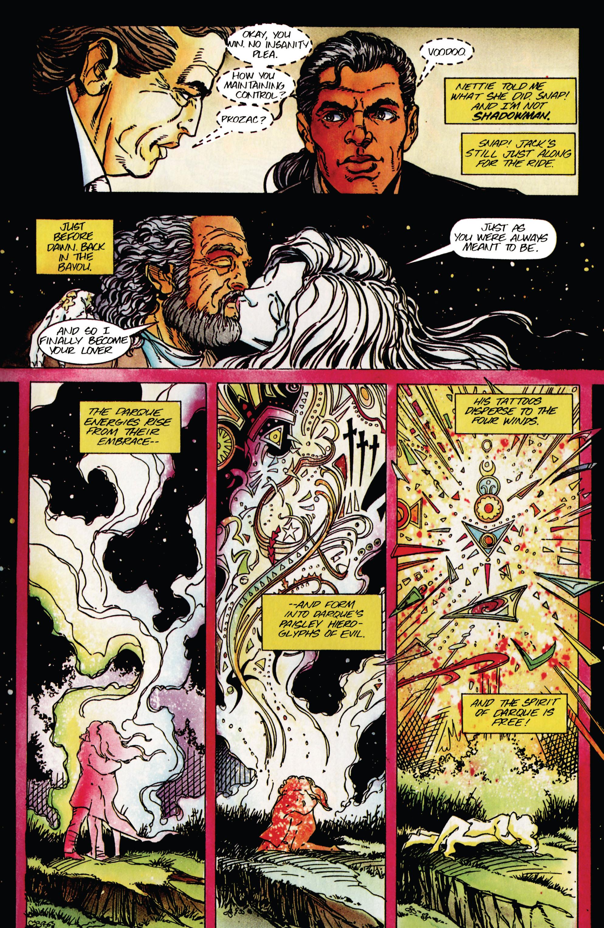 Read online Shadowman (1992) comic -  Issue #42 - 15