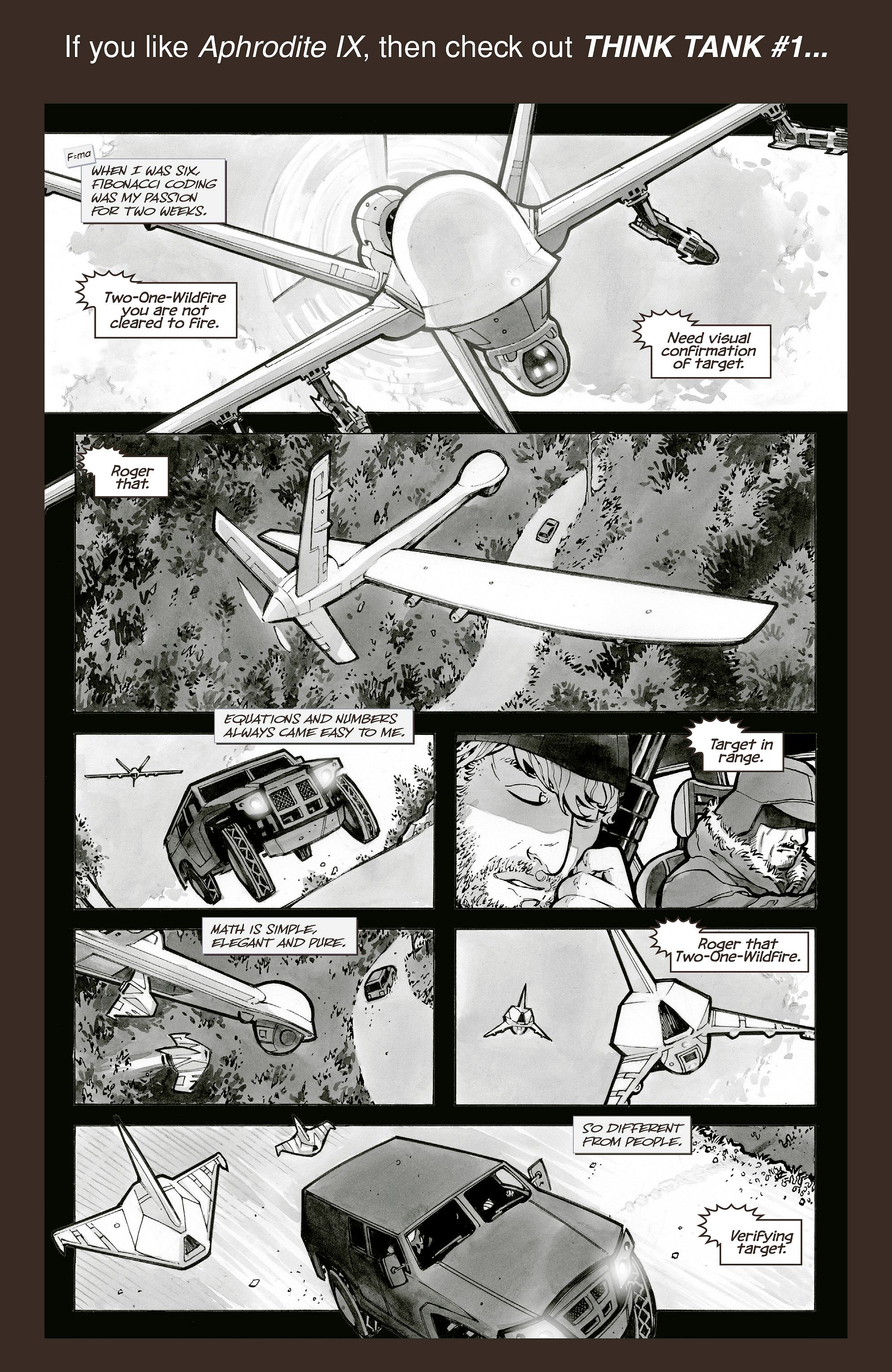 Read online Aphrodite IX (2013) comic -  Issue #9 - 24