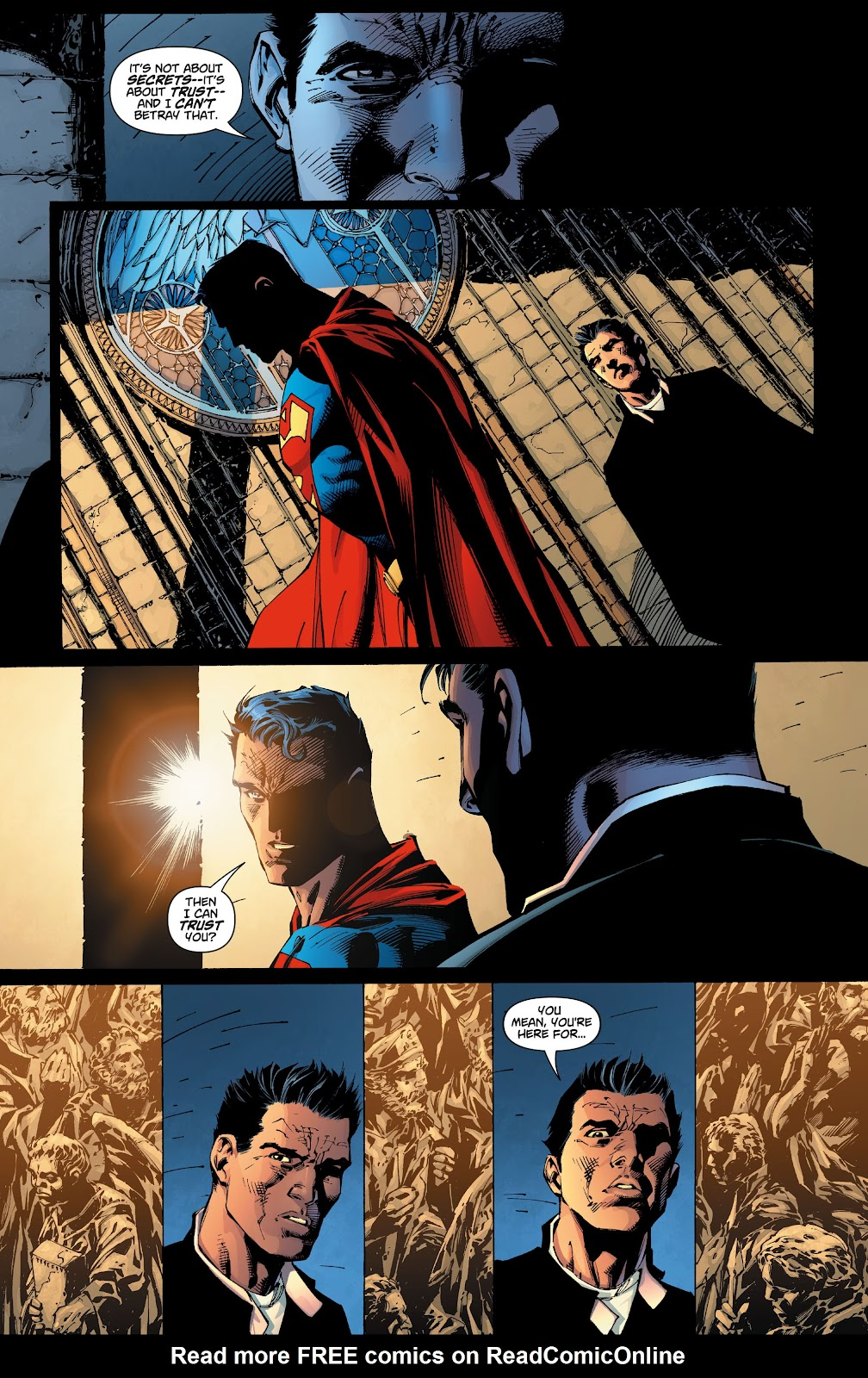 Read online Superman: For Tomorrow comic -  Issue # TPB (Part 1) - 19