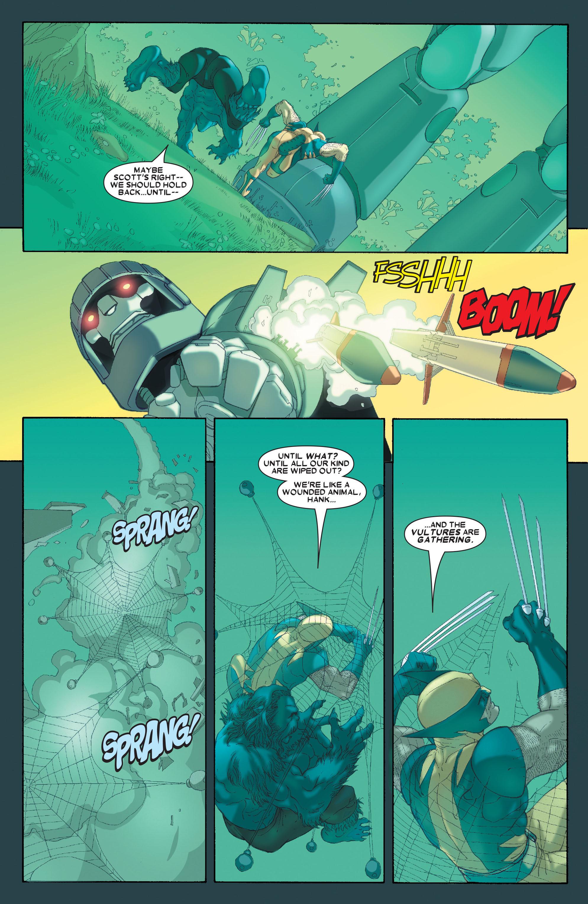 X-Men (1991) 177 Page 5