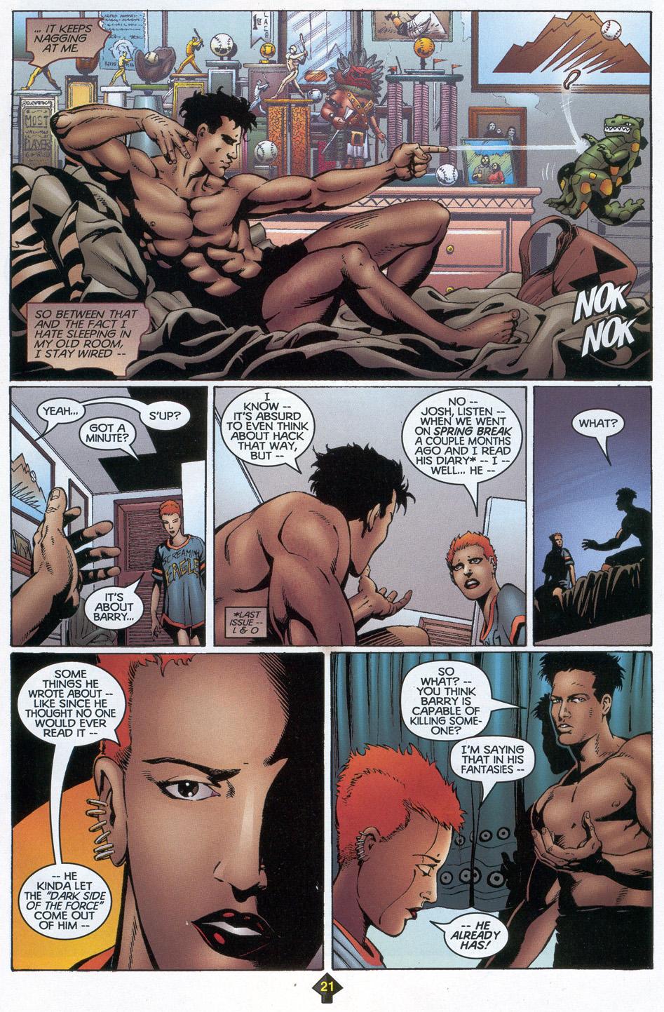 Read online Turok: Redpath comic -  Issue # Full - 20