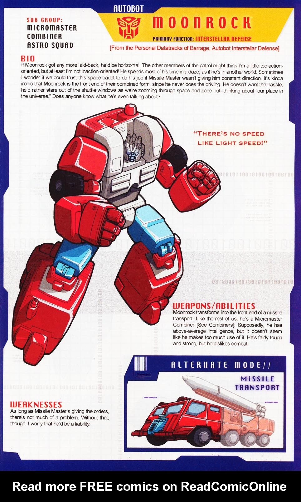 Read online Transformers: More than Meets the Eye comic -  Issue #4 - 13