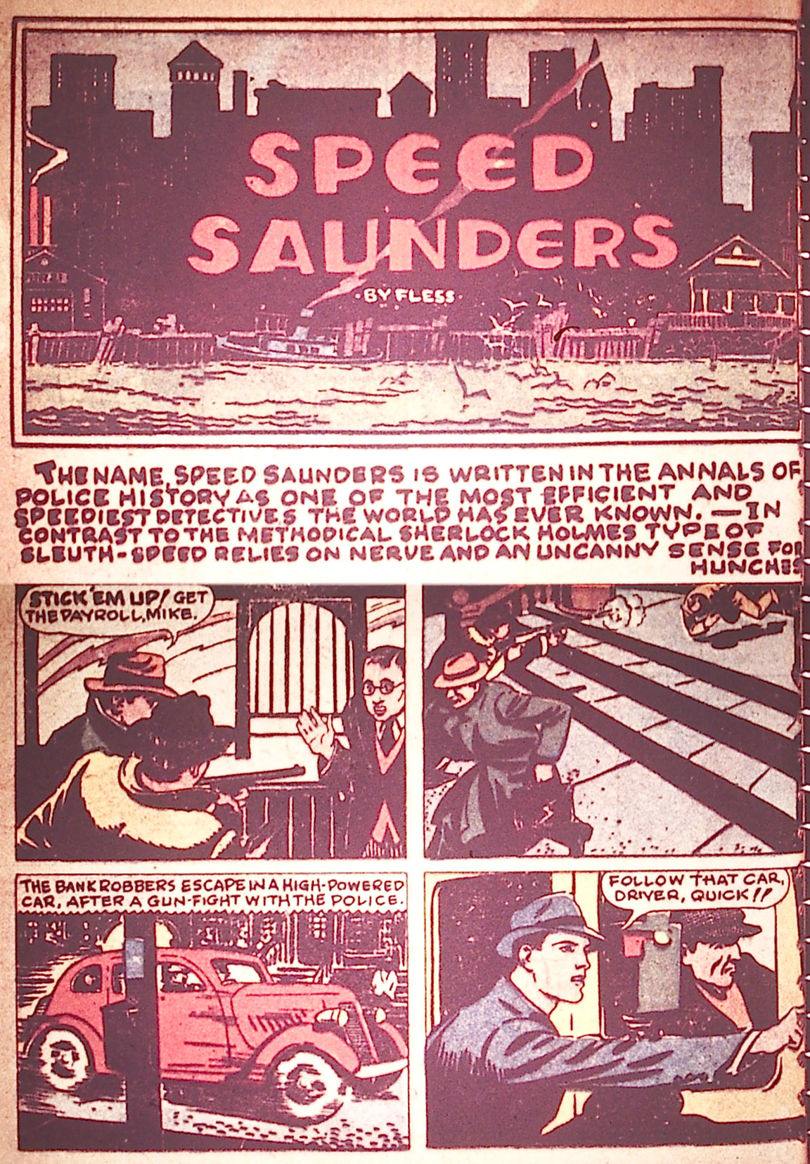 Read online Detective Comics (1937) comic -  Issue #5 - 60