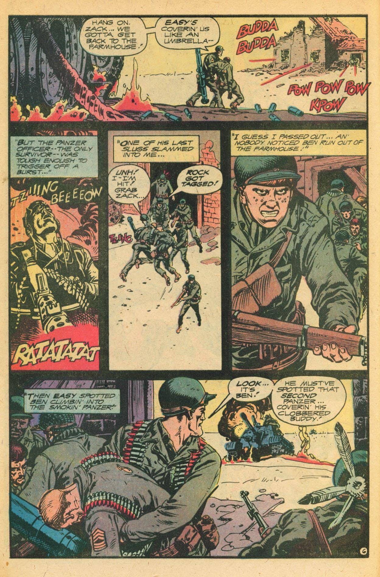 Read online Sgt. Rock comic -  Issue #329 - 10