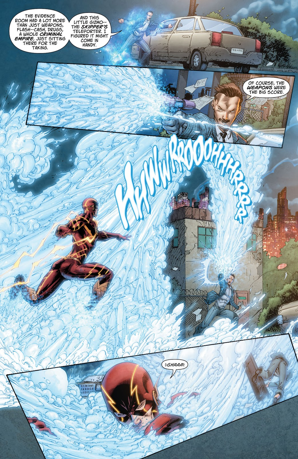 Read online The Flash (2011) comic -  Issue # _TPB 6 (Part 2) - 22
