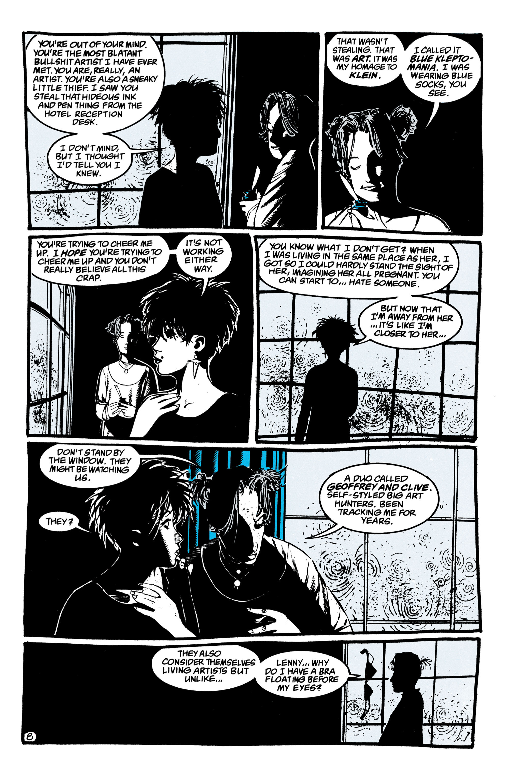 Read online Shade, the Changing Man comic -  Issue #47 - 9