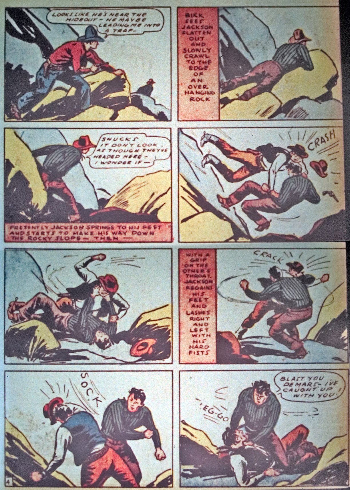 Read online Detective Comics (1937) comic -  Issue #34 - 23