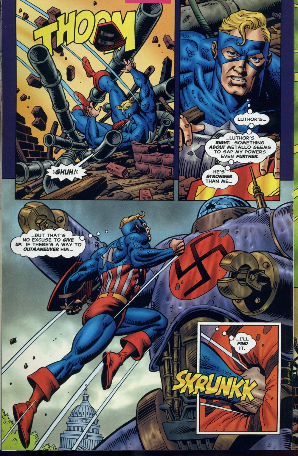 Read online Super Soldier comic -  Issue # Full - 15